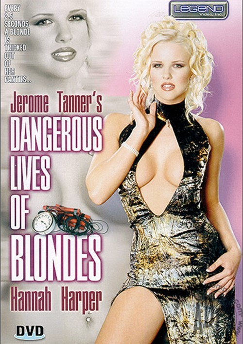 Dangerous Lives of Blondes Boxcover