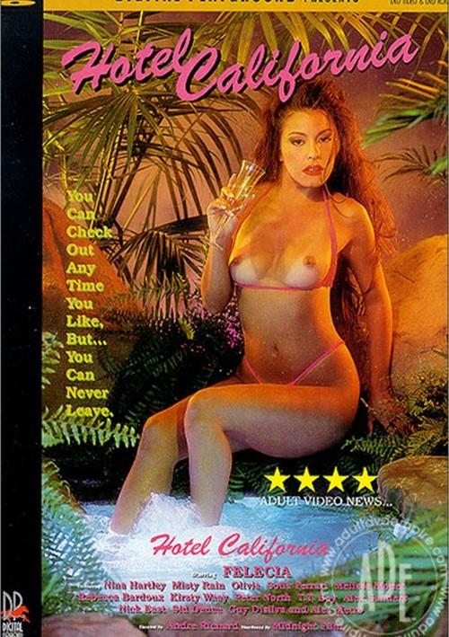 Hotel California Boxcover