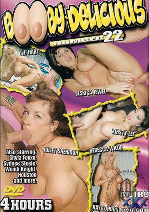 Booby Delicious #22 Boxcover