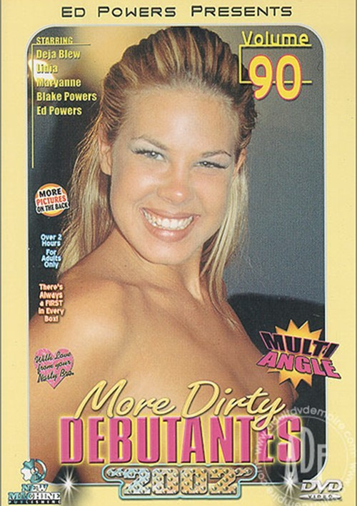 More Dirty Debutantes #90 Boxcover