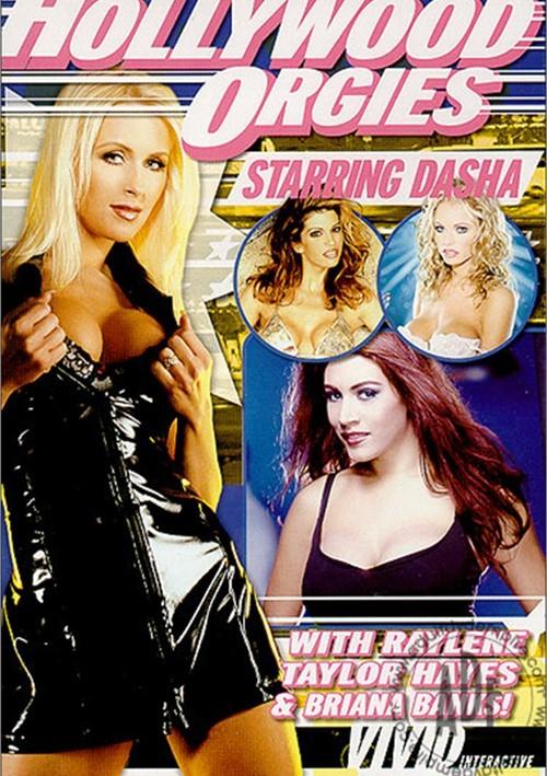Hollywood Orgies: Dasha Boxcover