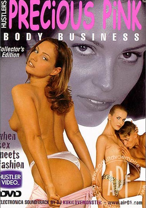 Precious Pink Body Business Boxcover