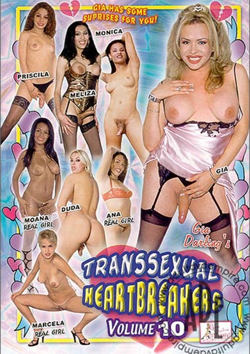 Transsexual Heart Breakers 10 Boxcover
