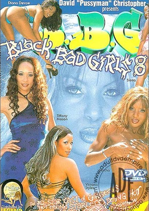 Black Bad Girls 8 Boxcover