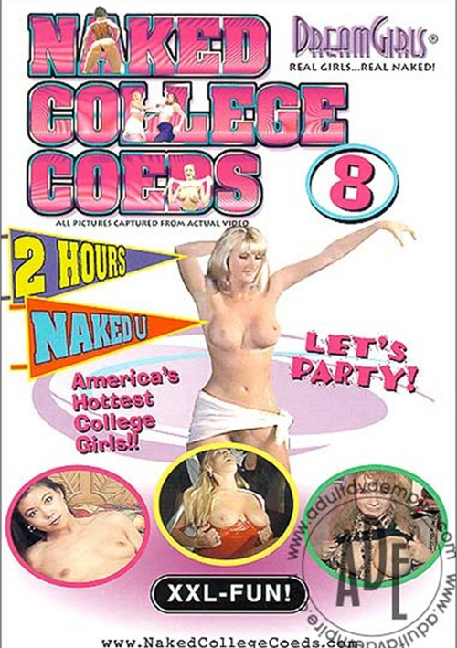 Naked College Coeds