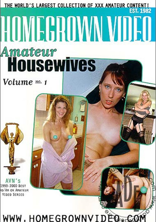 Homegrown: Amateur Housewives 1 Boxcover