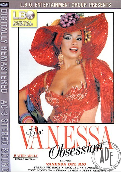 Vanessa Obsession, The Boxcover