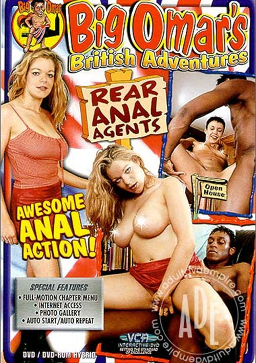 Big Omar's Rear Anal Agents Boxcover