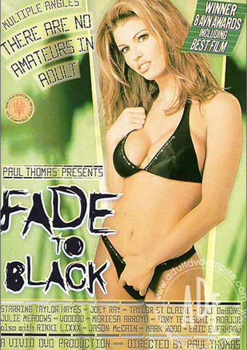 Fade To Black Boxcover