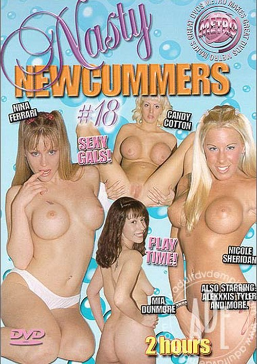 Nasty Newcummers 18 Boxcover