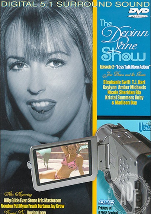 Devinn Lane Show Episode 2,The Boxcover