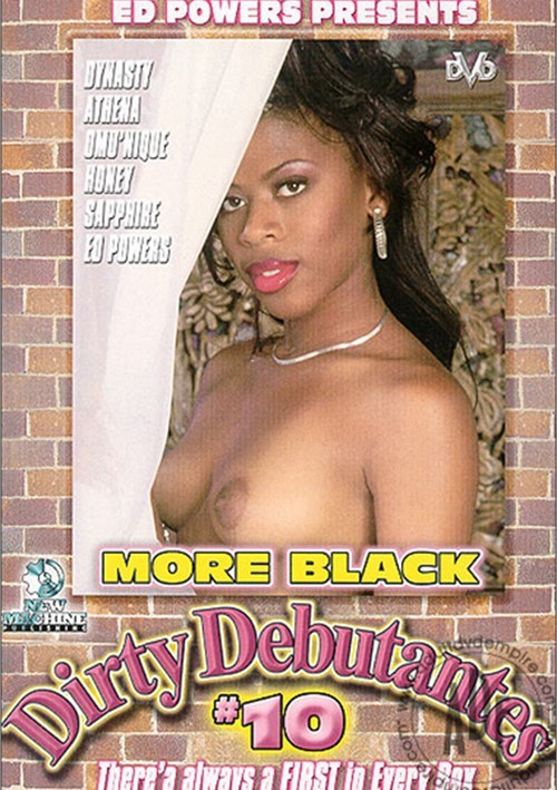 More Black Dirty Debutantes #10 Boxcover