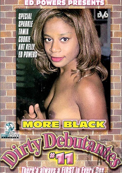 More Black Dirty Debutantes #11 Boxcover