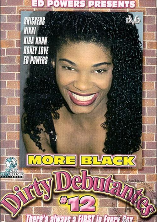More Black Dirty Debutantes #12 Boxcover