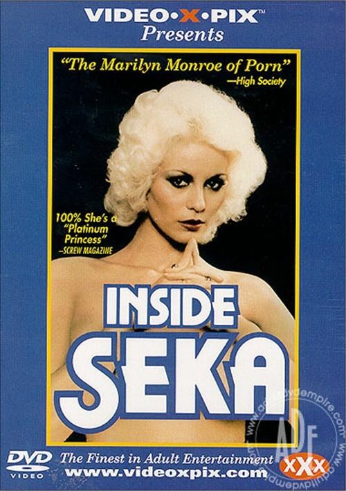 Inside Seka Boxcover