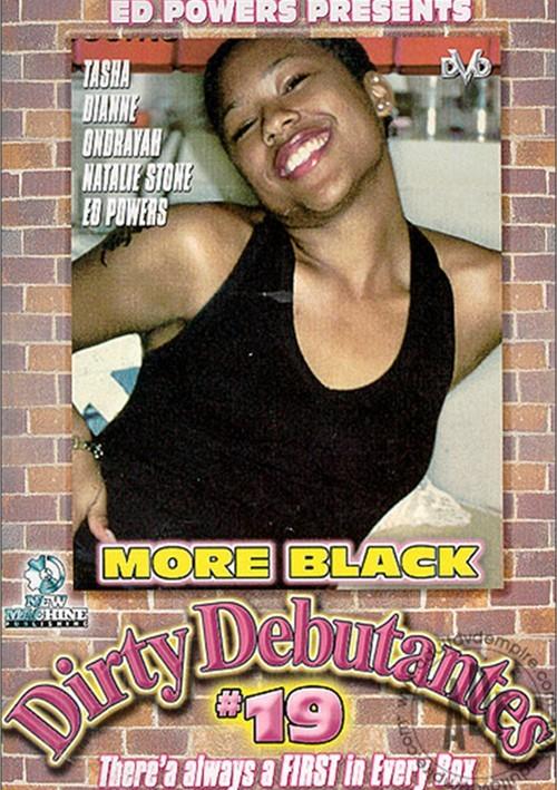 More Black Dirty Debutantes #19 Boxcover