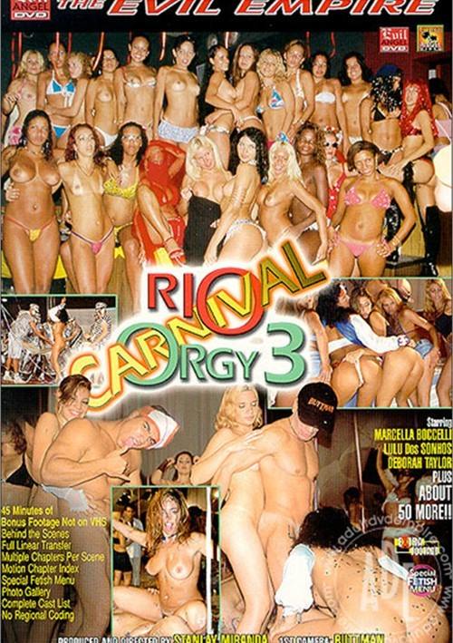 Rio Carnival Orgy 3 Boxcover