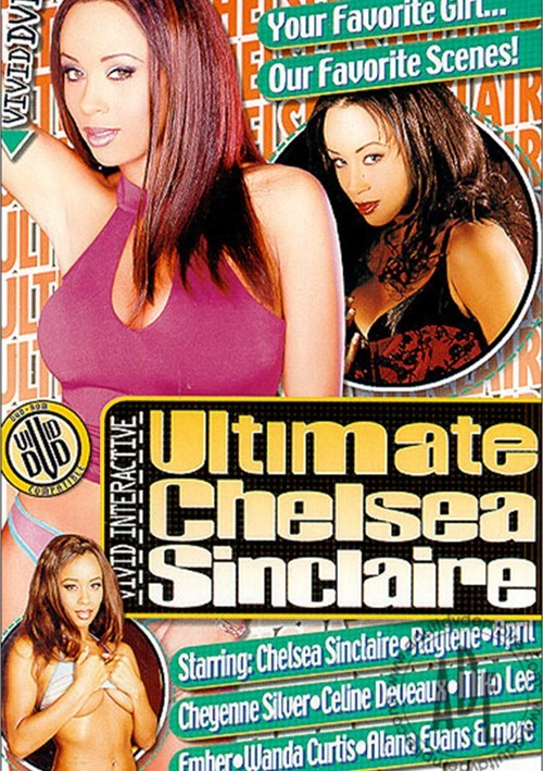 Ultimate Chelsea Sinclaire Boxcover