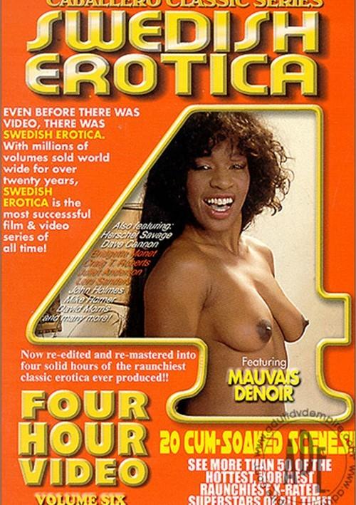 Swedish Erotica Vol 6
