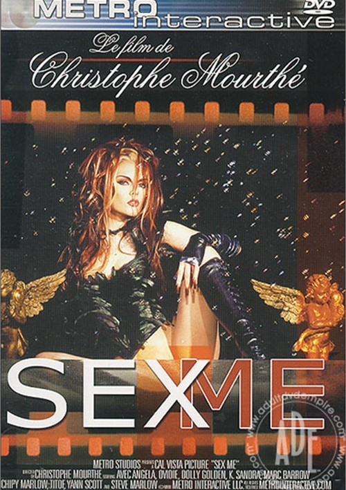Sex Me Boxcover