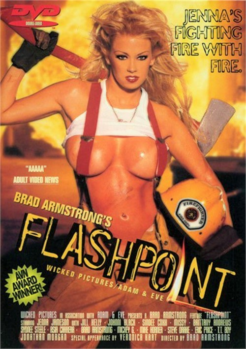 Flashpoint Boxcover