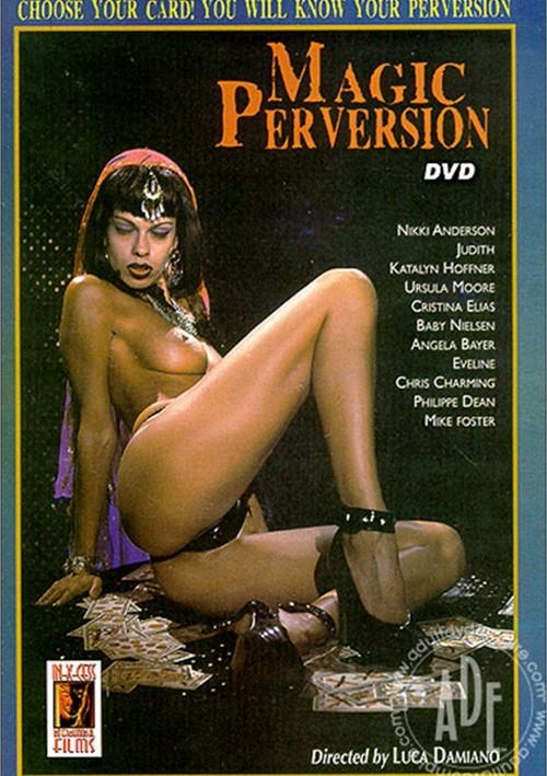 Magic Perversion Boxcover