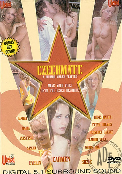 Czechmate Boxcover