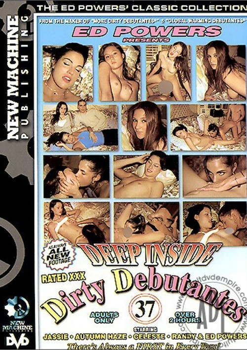 Deep Inside Dirty Debutantes #37 Boxcover