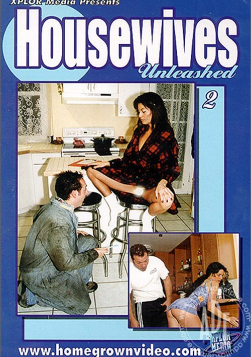 Housewives Unleashed 2 Boxcover