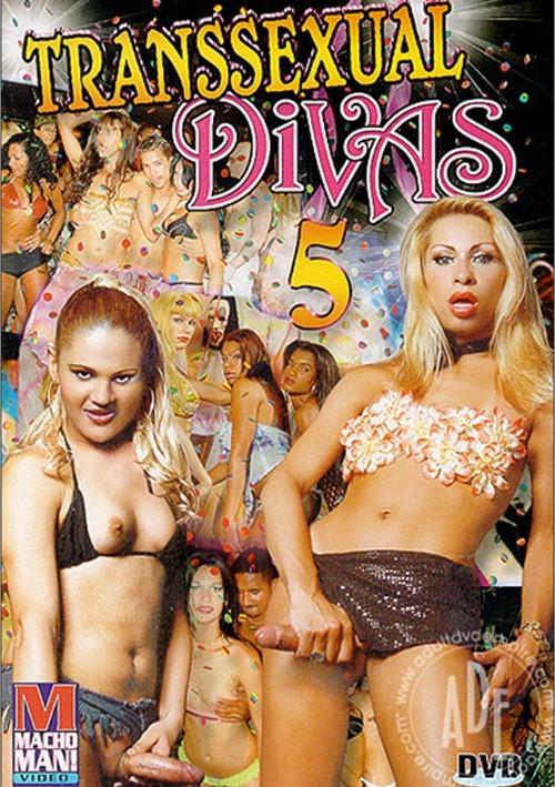 Transsexual Divas 5 Boxcover