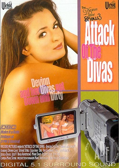 Devinn Lane Show Episode 3, The Boxcover