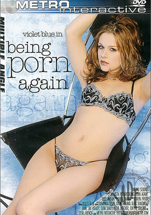 Being Porn Again Boxcover