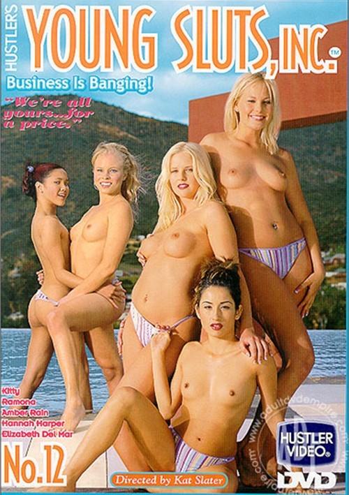 Young Sluts, Inc. 12 Boxcover