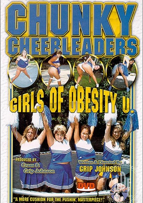 Chunky Cheerleaders Boxcover