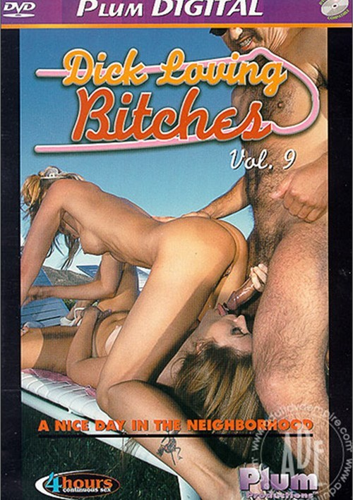 Dick Loving Bitches 9 Boxcover