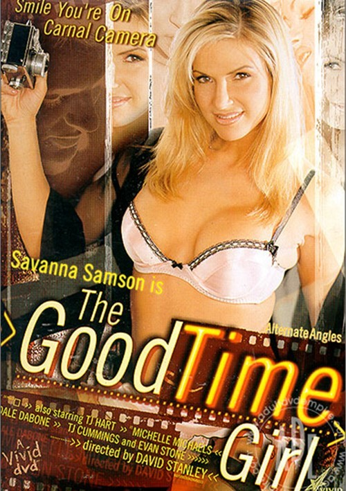 Good Time Girl, The Boxcover