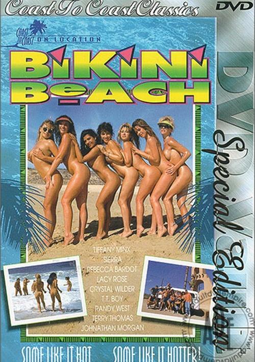 Bikini Beach Boxcover