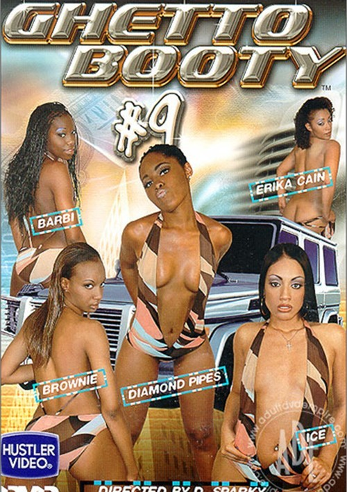 Ghetto Booty 9 Boxcover