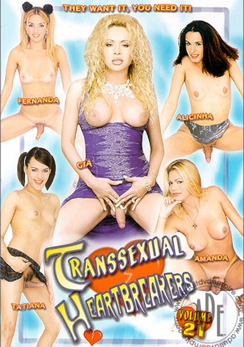Transsexual Heart Breakers 21 Boxcover