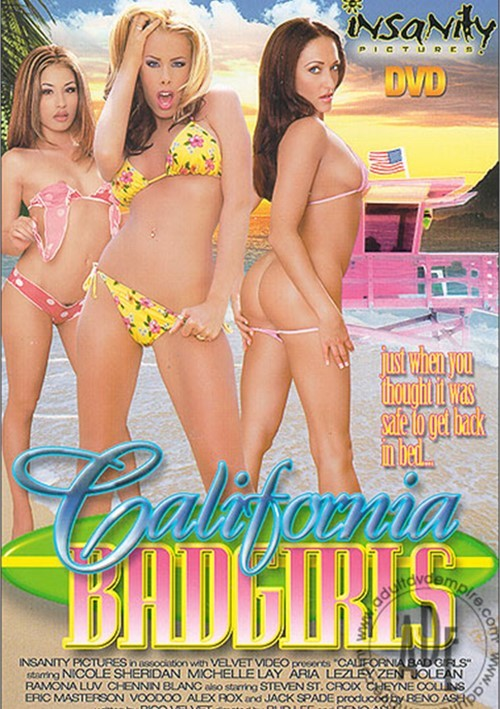 California Bad Girls Boxcover