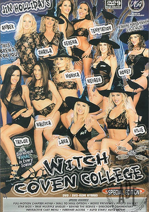 Witch Coven College Boxcover