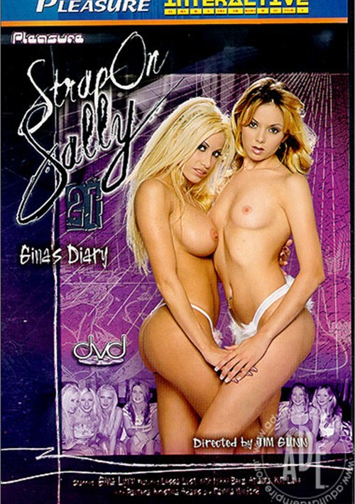 Strap-On Sally 21 Boxcover