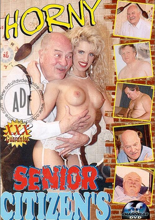 Horny Senior Citizen's Boxcover