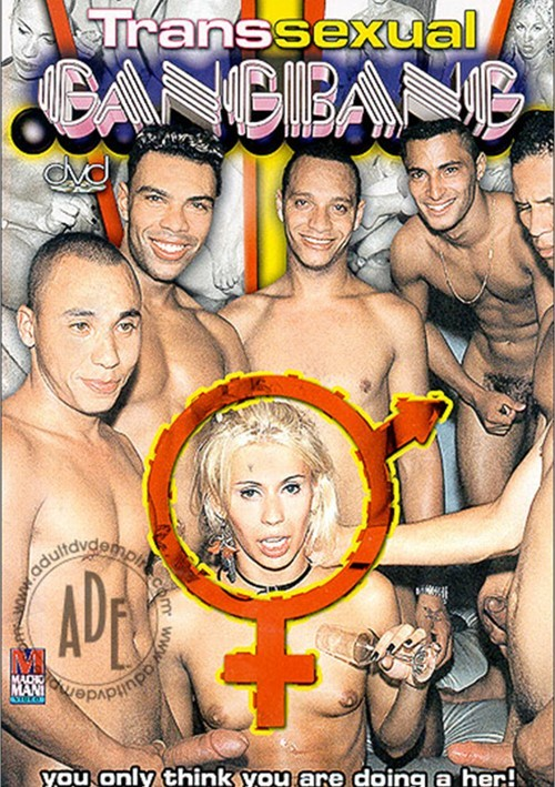 Transsexual GangBang Boxcover