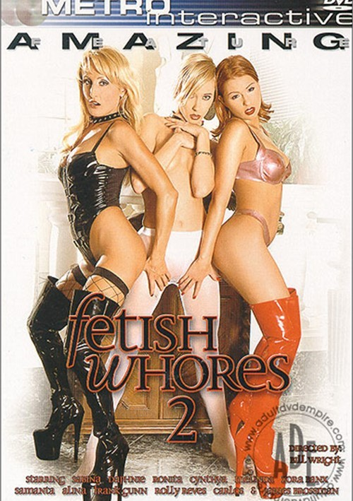 Fetish Whores 2 Boxcover
