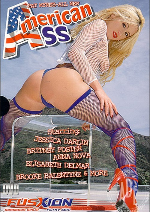 American Ass Boxcover