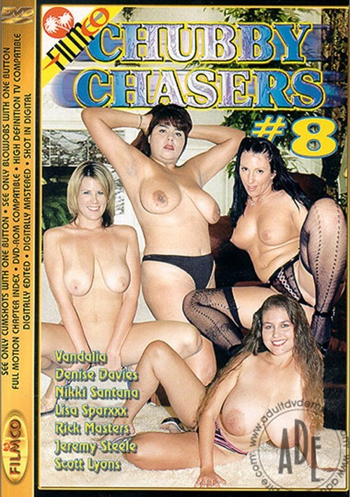 Chubby Chasers #8 Boxcover