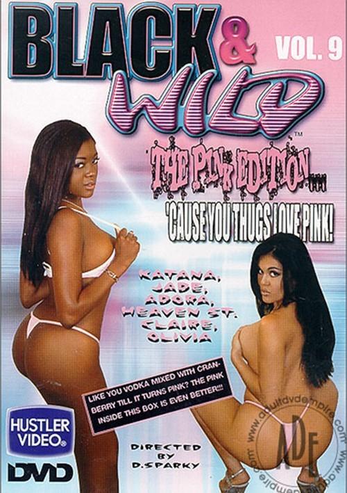 Black & Wild Vol. 9 Boxcover
