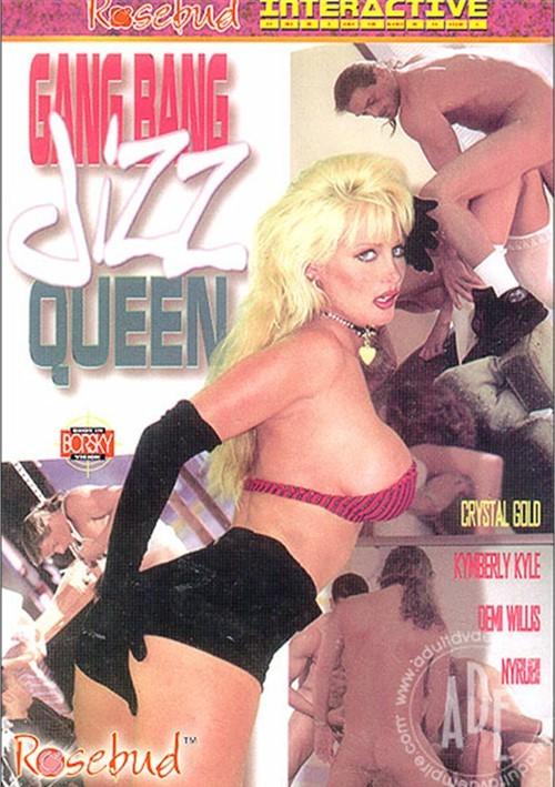 Gang Bang Jizz Queen Boxcover