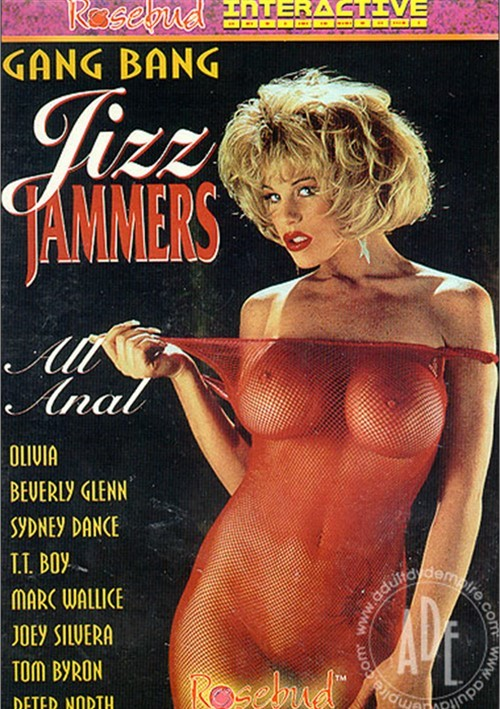 Gang Bang Jizz Jammers Boxcover